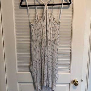 BCBGeneration Dresses - Bcbg white tank dress